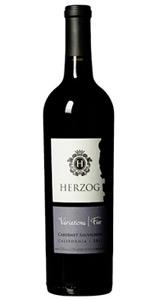 Herzog 2012 Variations Five Cabernet Sauvignon