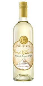 Pacific Rim 2014 Vin de Glaciere Riesling