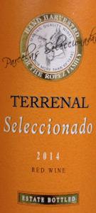 Terrenal Seleccionado 2014 Red Wine
