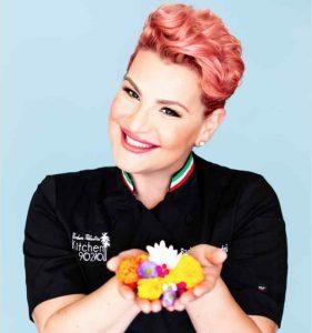 Chef Barbara Pollastrini