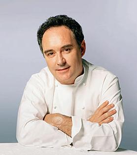 Ferran Adrià of elBulli