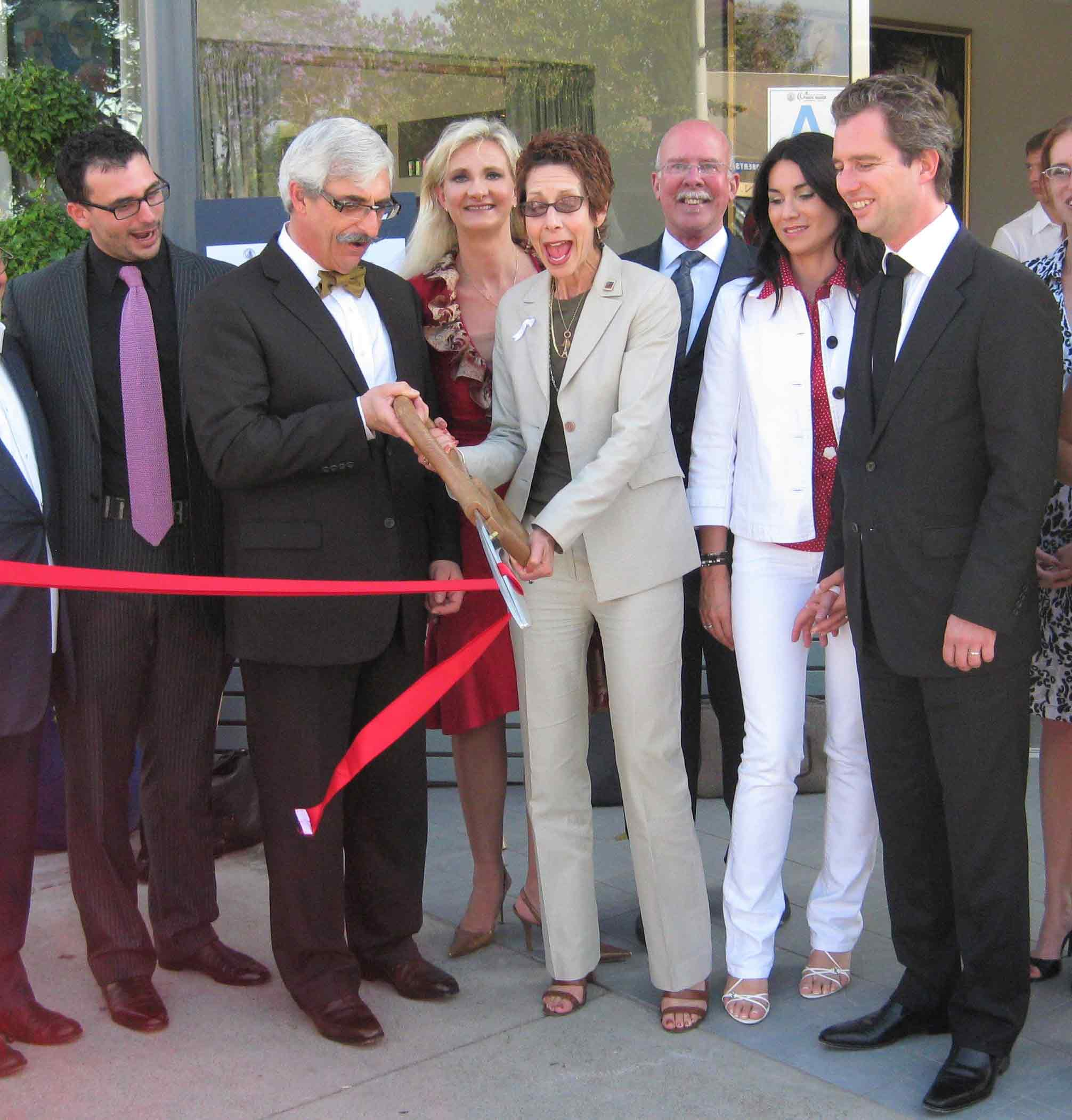 Petrossian West Hollywood Opening