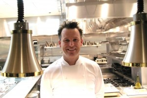 Chef William Bradley of the Addison Restaurant