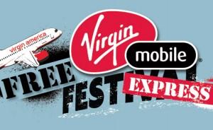 Virgin Mobile FreeFest Express