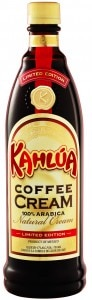 The Coffee Cream liqueur is one of the newest KAHLÚA flavors