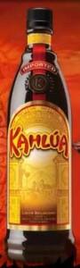 Kalua coffee liqueur