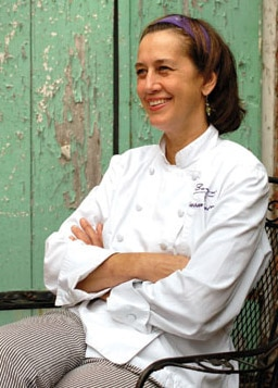 Chef Susan Spicer of Bayona in New Orleans
