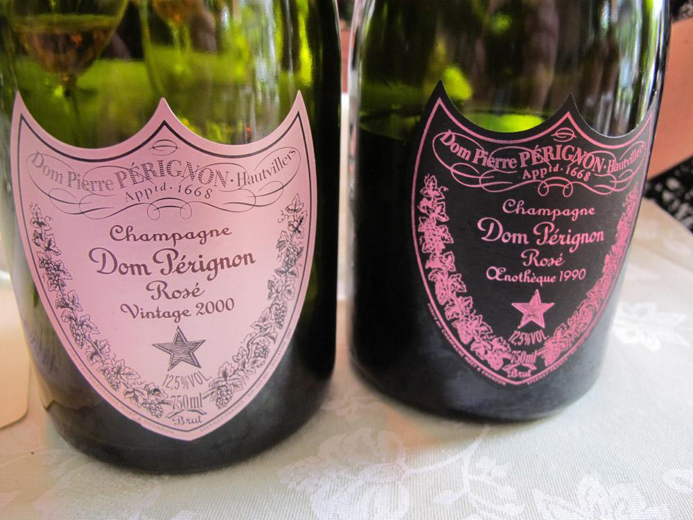 Dom Pérignon Rosé Oenotheque 1990