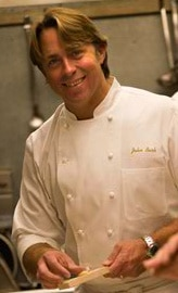 Chef John Besh of Restaurant August in New Orleans