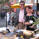 Junny & Guillermo Gonzalez from Sonoma Artisan Foie Gras