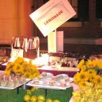 Lemonade table