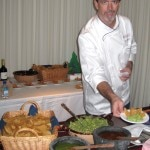 Chef John England from Rosa Mexicano @ L.A. Live