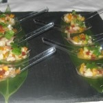 Ceviche from Nobu West Hollywood