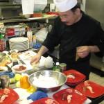 Chef Kenny Yamada