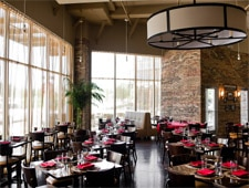 """""""Top Chef"""" contestant Casey Thompson's Brownstone restaurant in Forth Worth, TX"""