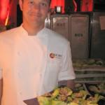 Alex Becker, executive chef at Nobu West Hollywood