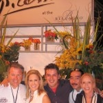 Chef Julian Serrano, Chef/Radio Host Jamie Gwen, chef Perfecto Rocher, Producer Lana Sills