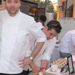 Chef Paul Liebrant of Corton restaurant