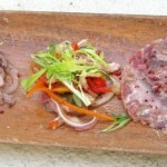 Ford's Filling Station's charcuterie plate