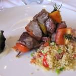 Lamb & couscous