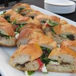 Niçois sandwich - Tavern restaurant Brentwood