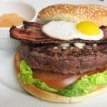 Burger de boeuf pur Aubrac du Chardenoux