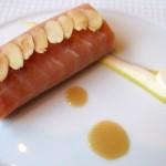Dos de saumon sauvage de l'Adour