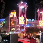 L.A. Live Nokia Plaza