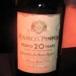 Ramos Pinto 20 Year Old Port