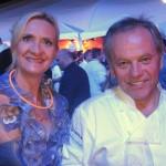 Wolfgang Puck & Sophie Gayot