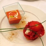 Sophie Mineo's tomato millefeuille