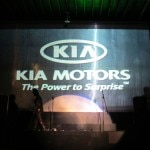 "Kia introduced its ""Power to Surprise"" slogan in 2005"