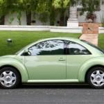 The Volkswagen New Beetle, designed by Peter Schreyer