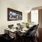 Jaguar Suite dining room