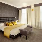 Jaguar Suite master bedroom