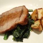 Jane Harris - Herb-crusted veal