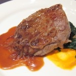 Paul Terrebonne - Seared veal round