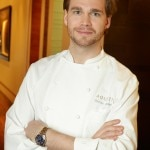 Chef Marcus Jernmark of Aquavit in New York, NY