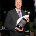 Assistant winemaker Ronald Du Preez