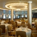 The Grand Dining Room on Oceania Cruises' Riviera