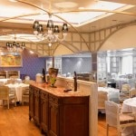 Jacques restaurant, by Jacques Pepin, on Oceania Cruises' Riviera