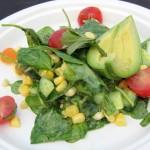 John-Carlos Kuramoto's salad
