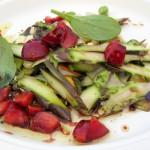 Nyesha Arrington's winning salad