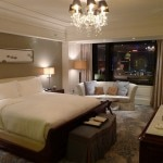 A room at the Waldorf Astoria Shanghai on the Bund