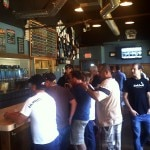 Tasting room at Ballast Point