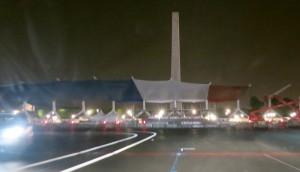Place de la Concorde, Bastille Day