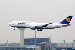 Lufthansa's Boeing 747-8 Intercontinental