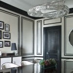 The design and décor of the Bentley Suite reflect the British car company's unique aesthetic and heritage