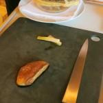 Foie gras découpe