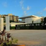 Maya Museum in Cancun